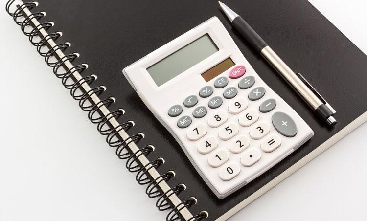Calculating asset distribution in deceased estate