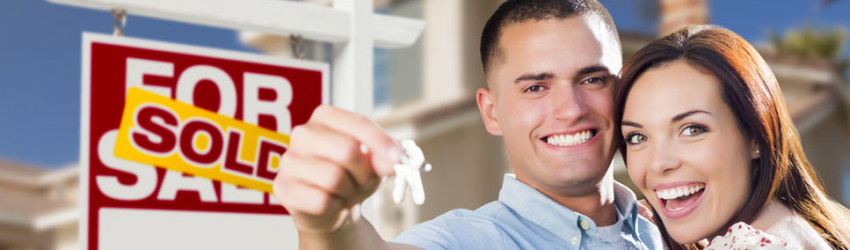 Property Conveyancing receiving keys to house